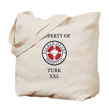 Property of Turk Tote Bag