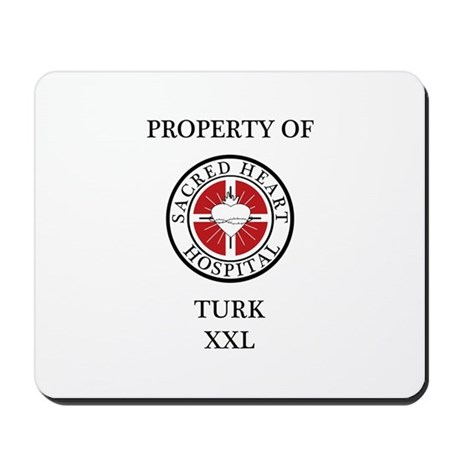 Property of Turk Mousepad