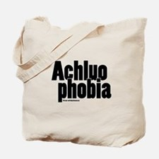 Achluophobia Tote Bag