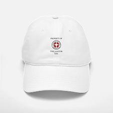 Property of The Janitor Baseball Baseball Cap
