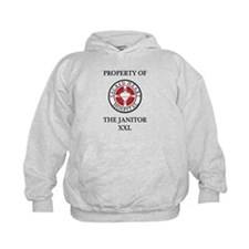 Property of The Janitor Hoody