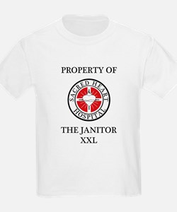 Property of The Janitor T-Shirt