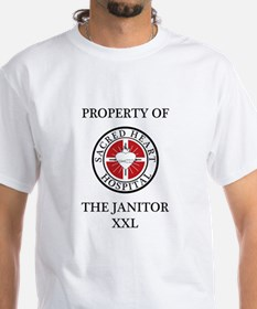 Property of The Janitor Shirt