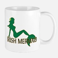 Irish Mermaid Mug Mugs