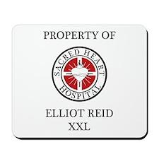 Property of Elliiot Reid Mousepad