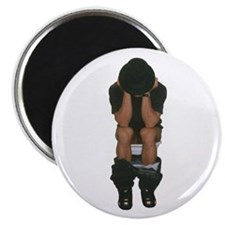 "Cute Health 2.25"" Magnet (100 pack)"