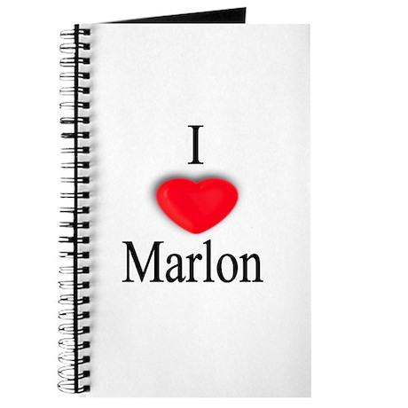 Marlon Journal
