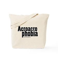Aeroacrophobia Tote Bag