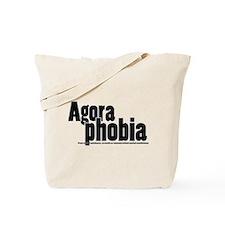 Agoraphobia Tote Bag