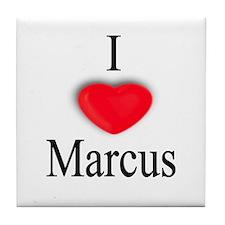 Marcus Tile Coaster