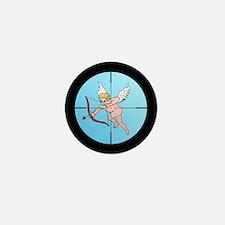 Target Cupid Mini Button