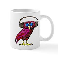 DJ HOOT OWL Mug