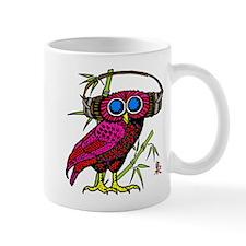 DJ HOOT OWL LIVE FROM JAPAN Mug