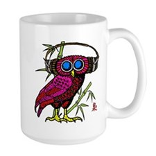 DJ HOOT OWL LIVE FROM JAPAN Mug