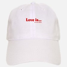 Love Is.. For Corksoakers Baseball Baseball Cap