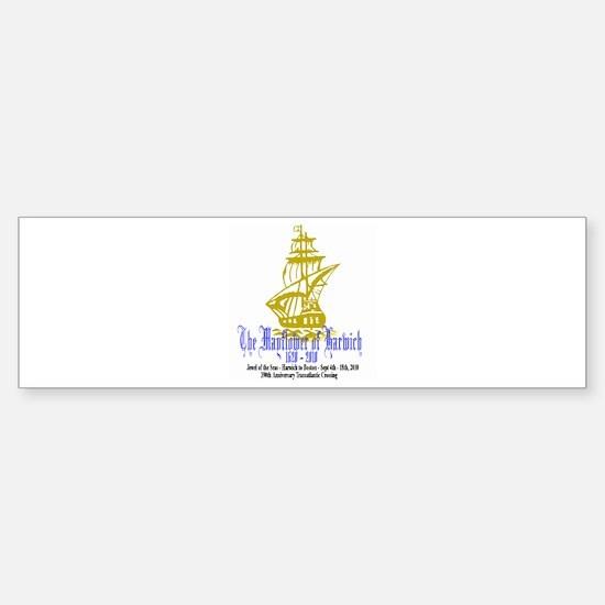 Mayflower Cruise Sticker (Bumper)