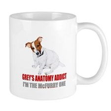 Grey's Anatomy Addict Mug
