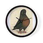 Kite Tumbler Pigeon Wall Clock