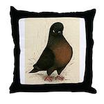 Kite Tumbler Pigeon Throw Pillow