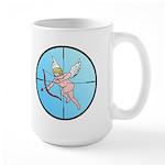 Target Cupid Large Mug