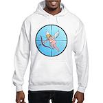 Target Cupid Hooded Sweatshirt