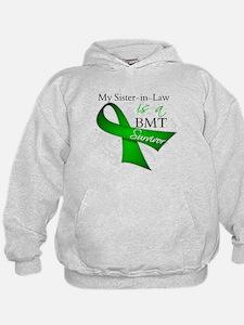 Sister-in-Law BMT Survivor Hoodie