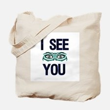 Funny Pandora Tote Bag