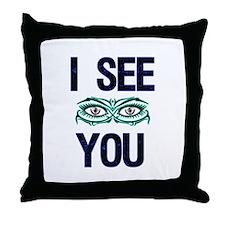 Cute Games Throw Pillow