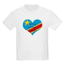 Kids Light Waiting Loving Congo Shirt