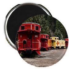 """Caboose Line 2.25"""" Magnet (10 pack)"""