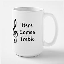 Here Comes Trouble Mug