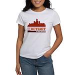 Detroit Is For Lovers Women's T-Shirt