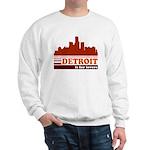 Detroit Is For Lovers Sweatshirt