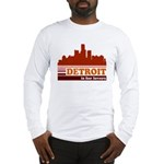 Detroit Is For Lovers Long Sleeve T-Shirt