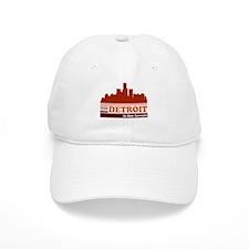 Detroit Is For Lovers Baseball Cap