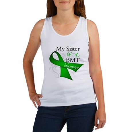 Sister BMT Survivor Women's Tank Top