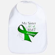 Sister BMT Survivor Bib