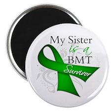 Sister BMT Survivor Magnet