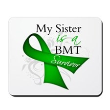 Sister BMT Survivor Mousepad