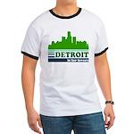 Detroit Is For Lovers Ringer T