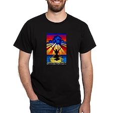 DivineSurfDesign.com Logo T-Shirt
