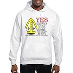 Someone DID Make Me Pope Hooded Sweatshirt