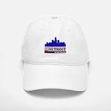 Detroit Is For Lovers Baseball Baseball Cap