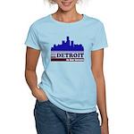 Detroit Is For Lovers Women's Light T-Shirt