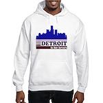 Detroit Is For Lovers Hooded Sweatshirt