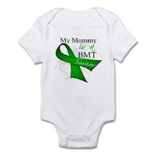 Mommy BMT Survivor Infant Bodysuit
