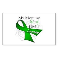 Mommy BMT Survivor Decal