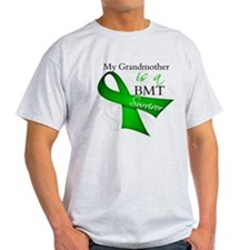 Grandmother BMT Survivor T-Shirt