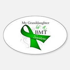 Granddaughter BMT Survivor Decal