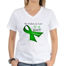 Father-in-Law BMT Survivor Shirt